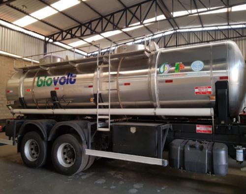 Caminhão Biovolt